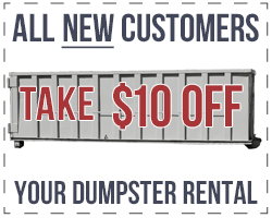 St. Louis Dumpster Rental Coupon St. Louis MO